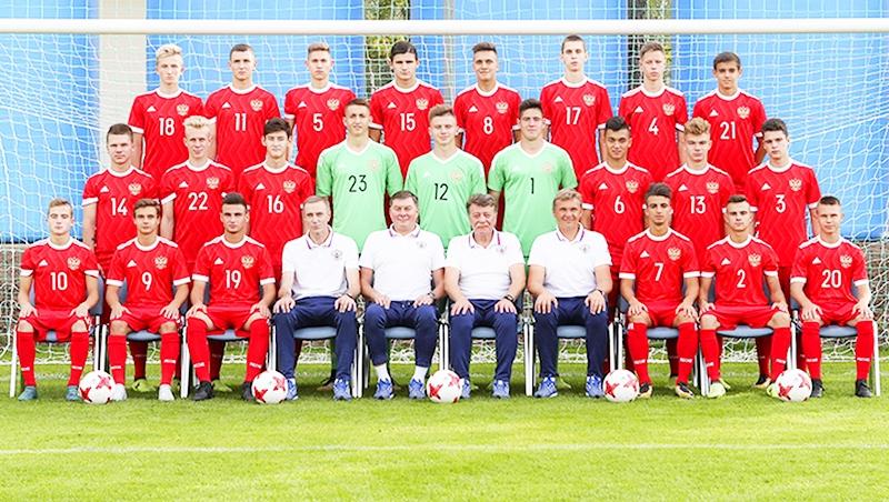 Юношеская до 17 лет сборная испании по футболу