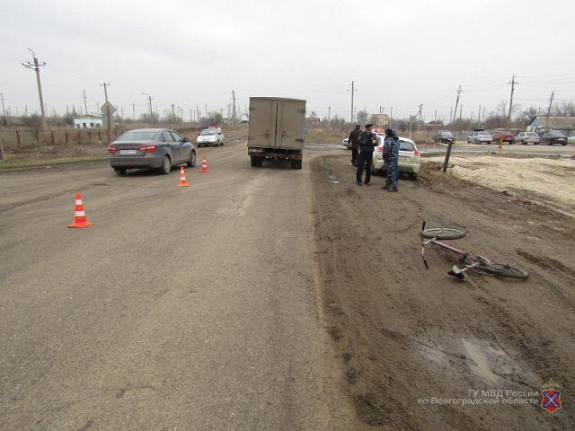 ВКотельнико четырнадцатилетний велосипедист попал под колеса «Газели»