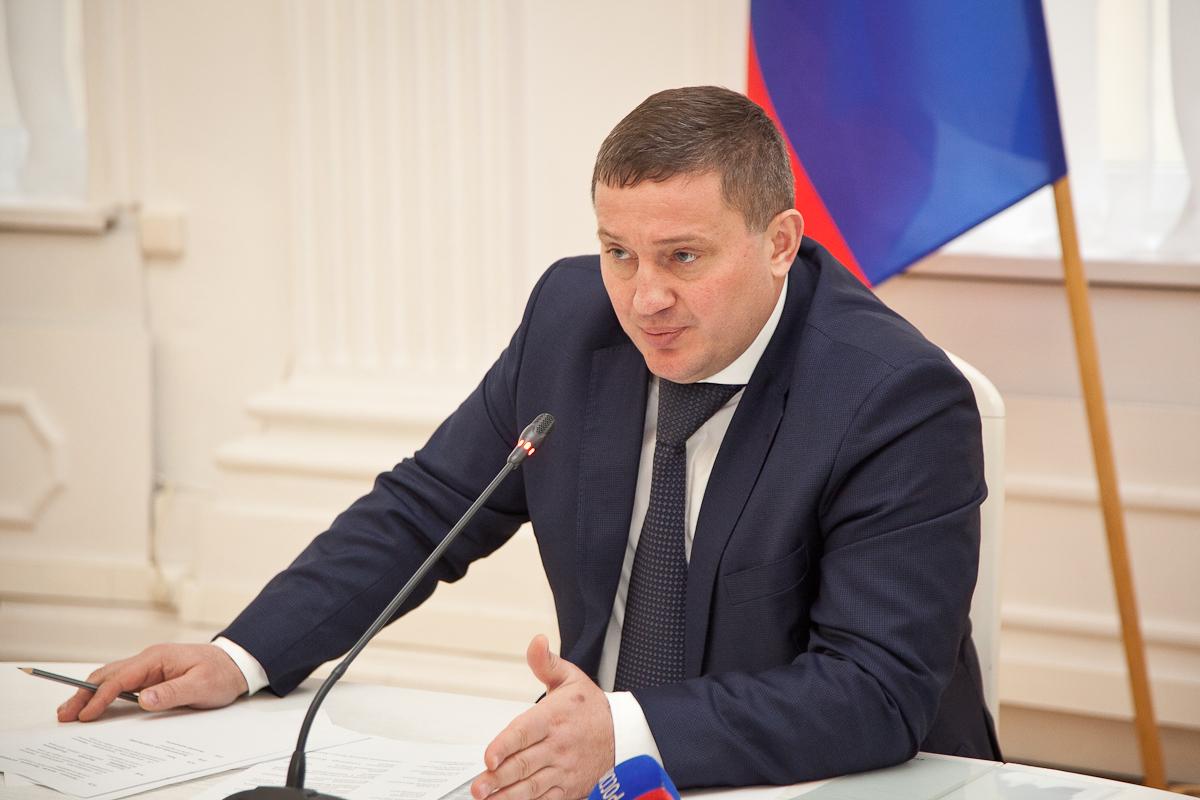 Губернатор Волгоградской области обнародовал декларацию одоходах