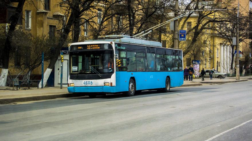 ВВолгограде троллейбус №10 поменял расписание