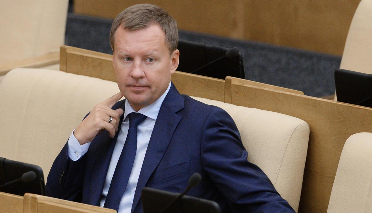 ВКиеве убили экс-депутата Государственной думы РФДениса Вороненкова