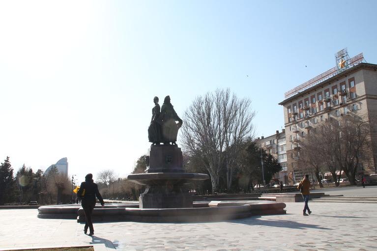 ВВолгограде доначала ЧМ-2018 установят часы с противоположным отсчетом