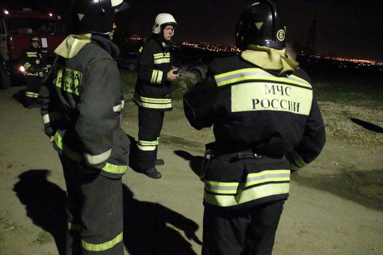 Напожаре вМихайловке живьем сгорела женщина