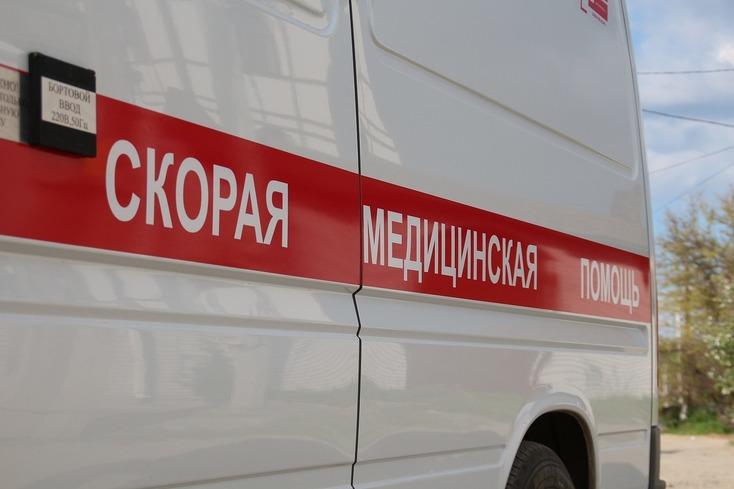 ВВолгоградской области натрассе перевернулась «Нива», погибла женщина