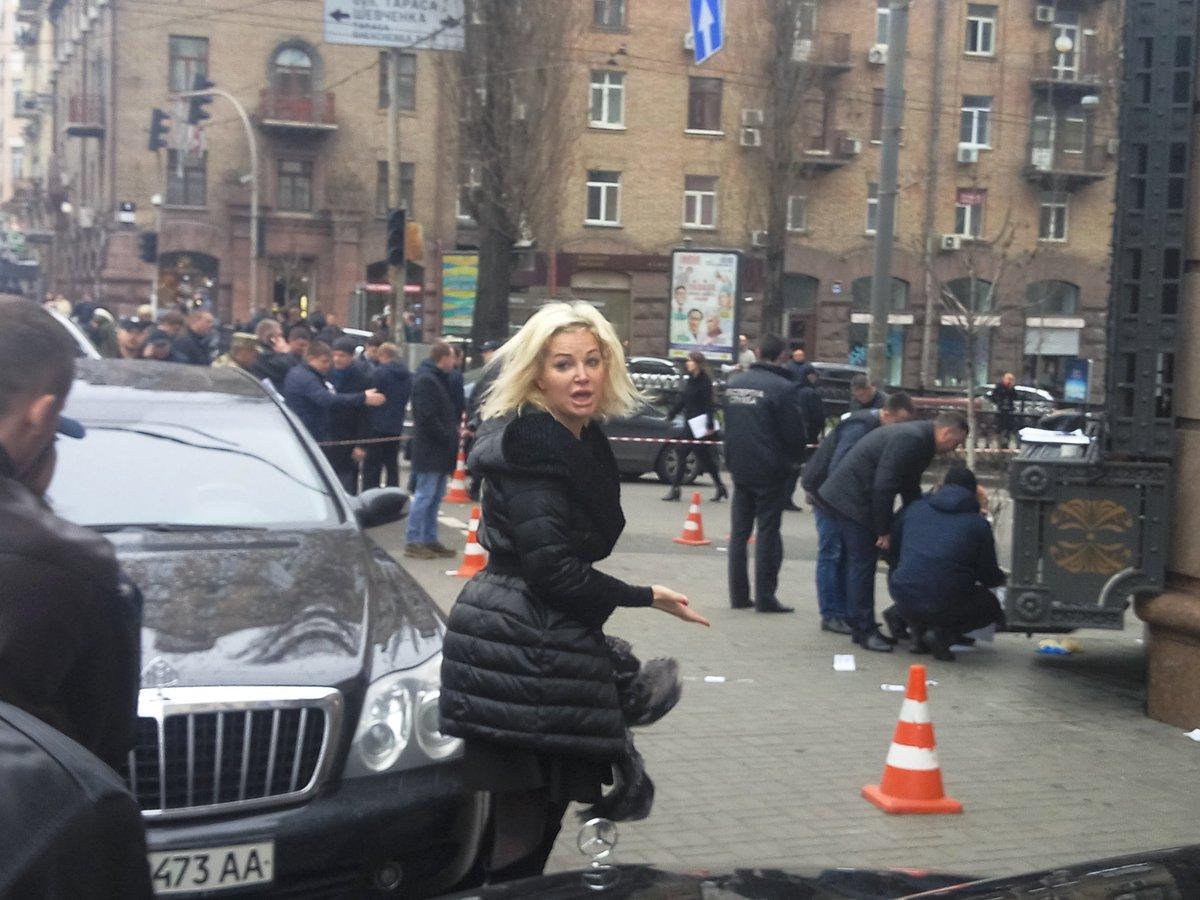 ВКиеве убили бывшего депутата Государственной думы Вороненкова