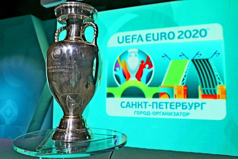 Презентация эмблемы футбольного Евро-2020 пройдет в северной столице