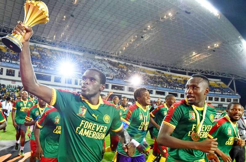 Сборная Камеруна выиграла Кубок африканских наций