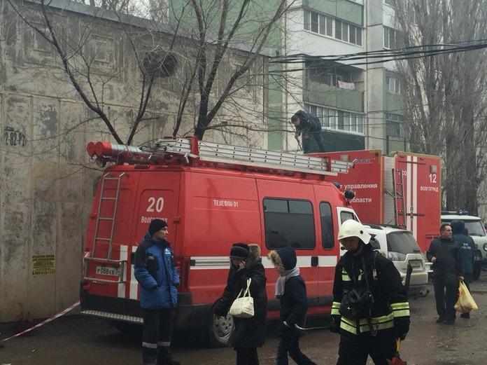 ВВолгограде впристройке 57-летний мужчина чуть несгорел живьем