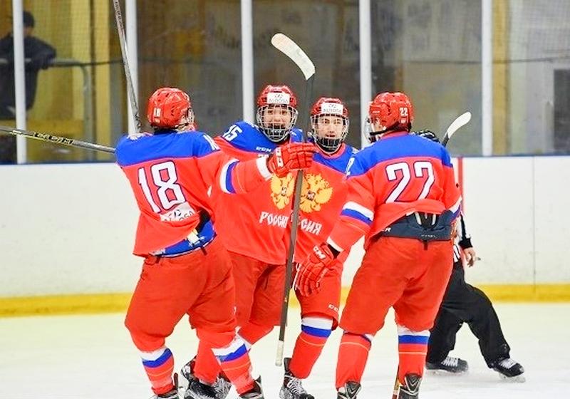 Российская Федерация U16 отправилась на«Турнир четырех наций»