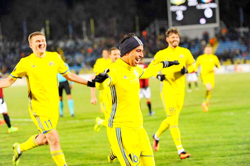 «Ростов» разгромил «Спарту» впервом матче 1/16 финала Лиги Европы