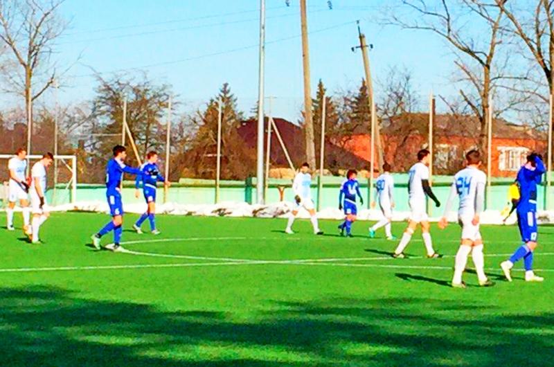 «Ротор-Волгоград» минимально уступил «Афипсу» в заключительном контрольном матче