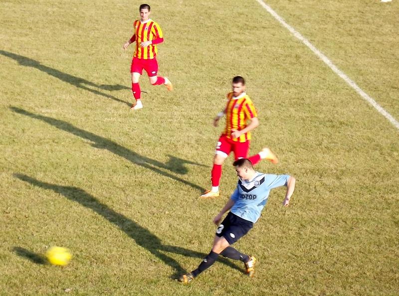 «Ротор-Волгоград» срезультатом 3-0 разгромил «Кубанскую корону»