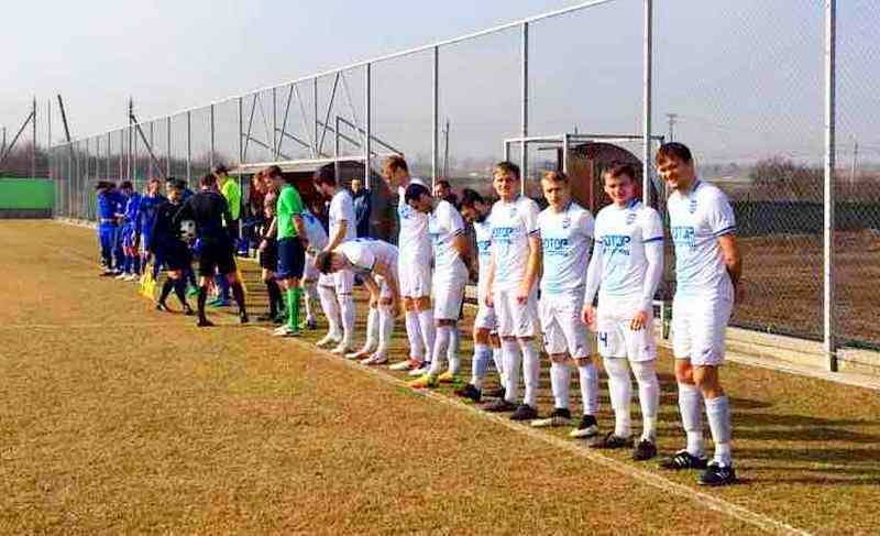 Футболисты «Ротора-Волгоград» провели последний товарищеский матч межсезонья