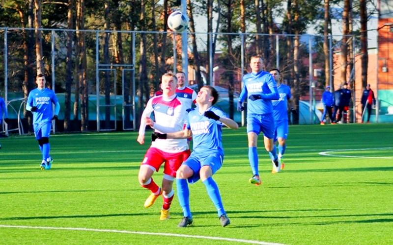 «Ротор-Волгоград» сыграет контрольный матч склубом «Афипс»