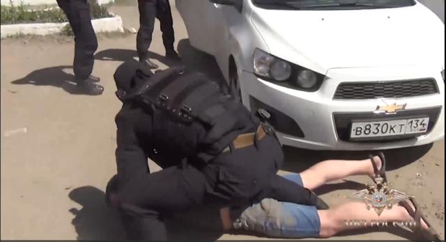 ВВолгограде задержаны семь рэкетиров, «кошмарившие» дальнобойщиков