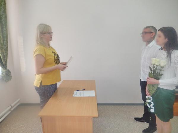 В ленинском СИЗО осуждённая вышла замуж