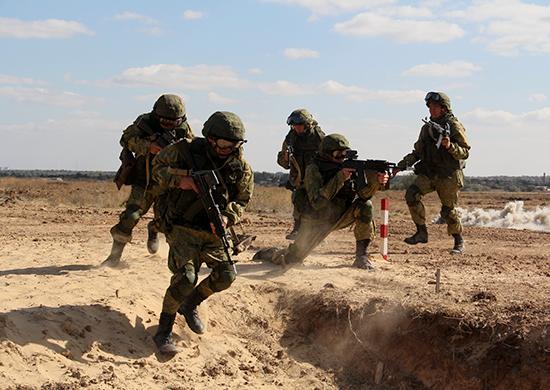 ВВолгоградской области военных подняли поучебной тревоге