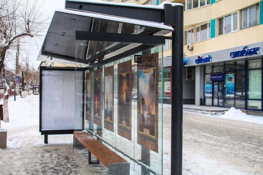 В Волгограде установят 69 новых остановок за 13,4 миллиона рублей