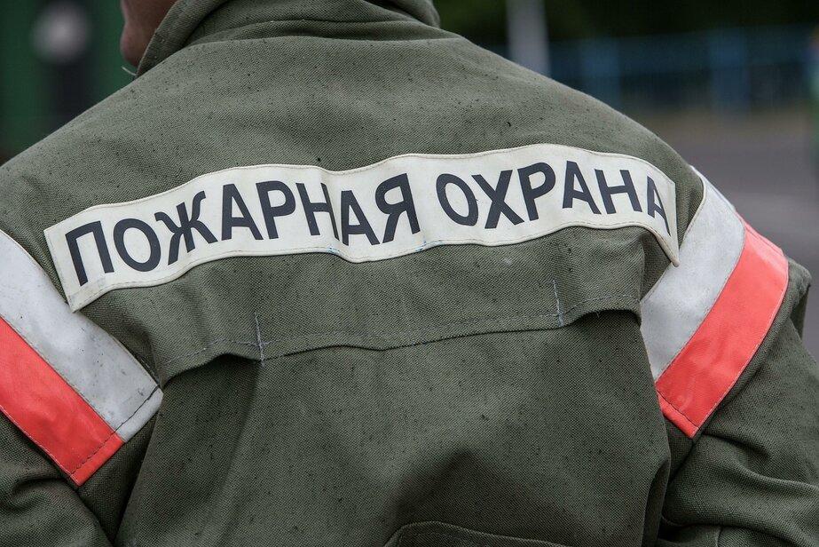 Пожар в частном доме в Волгоградской области унес жизни двух человек