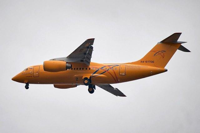 Компания «Саратовские авиалинии» заявила опрекращении работы