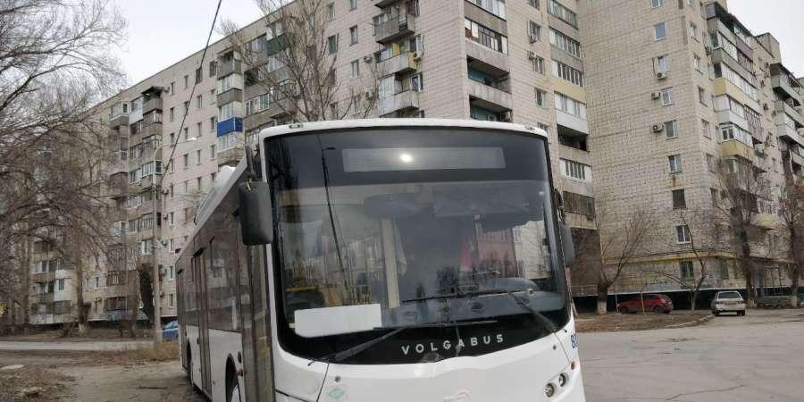 В Волгограде маршрут №98 вернули на первоначальные «рельсы»