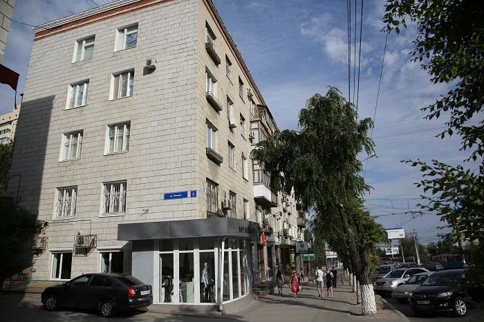 В Волгограде на Невской, 2 началась внутренняя отделка квартир