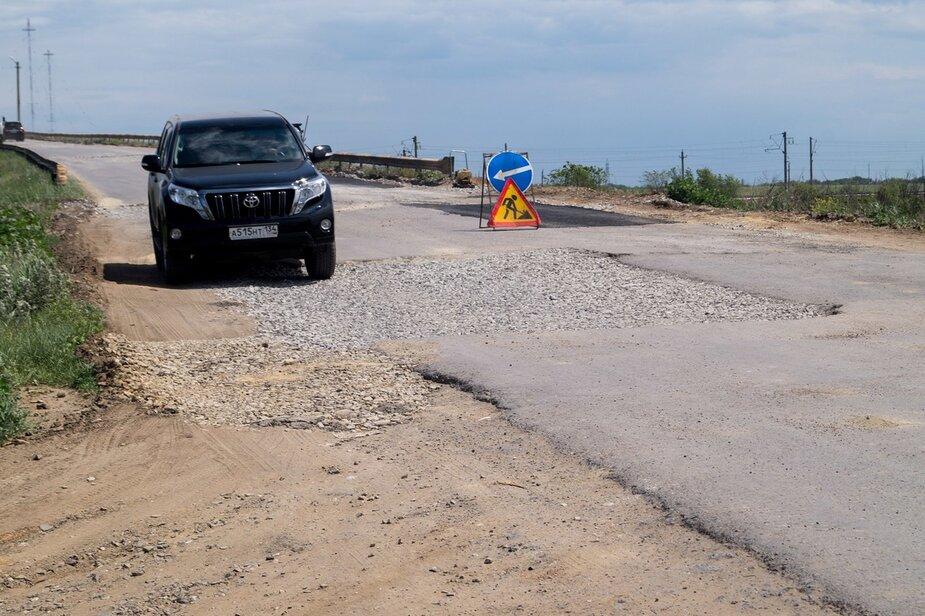 В дорожный фонд Волгограда направится около миллиарда рублей