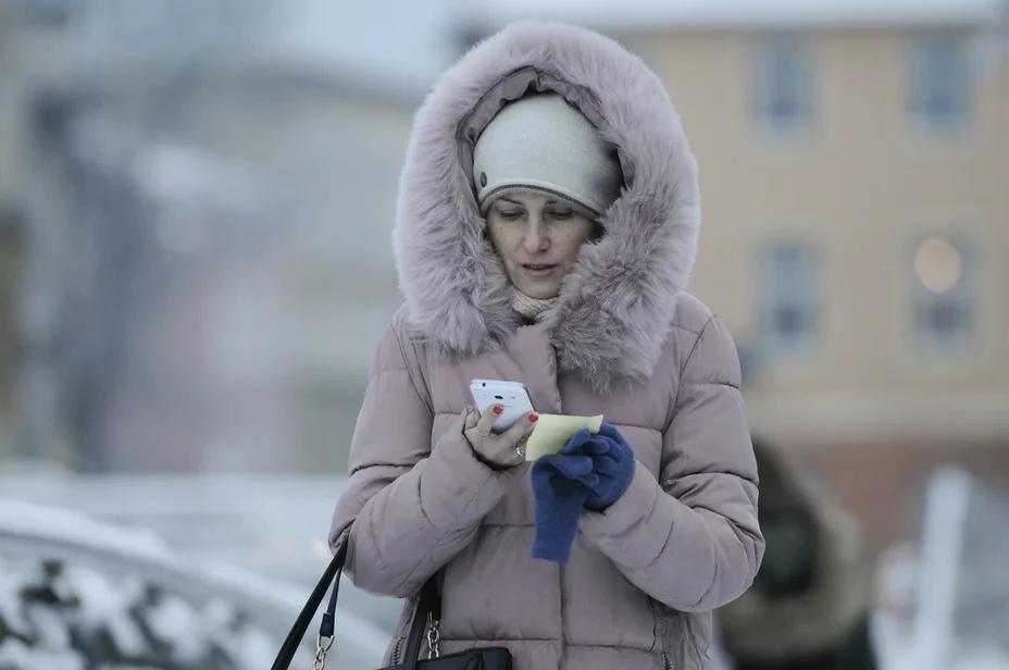 Решаем проблему с постоянно разряжающимся на морозе телефоном