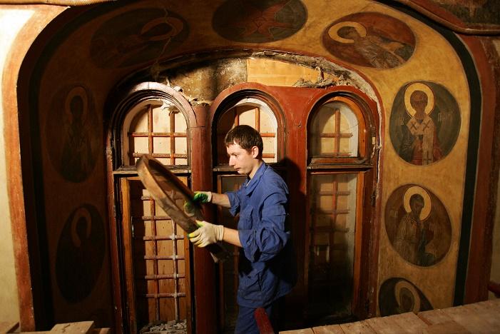 В Волгограде будут учить на реставраторов
