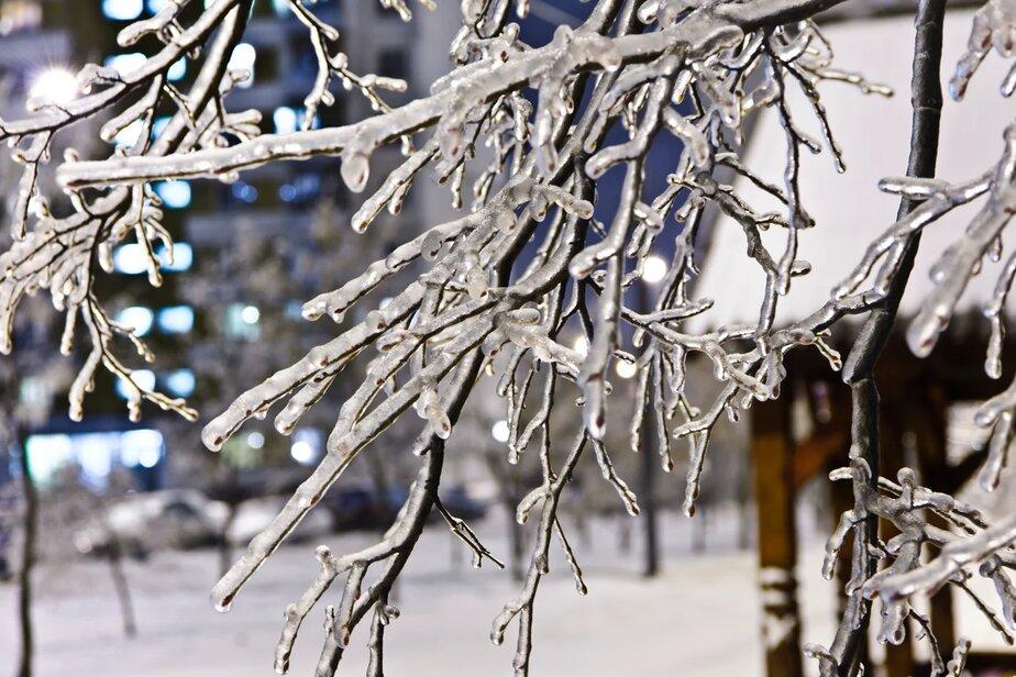 Снег с дождем и гололед ожидают волгоградцев почти до конца недели