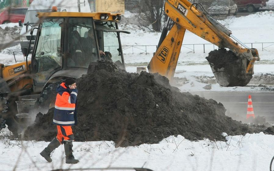 В центре Москве нашли скелет и признали его потерпевшим