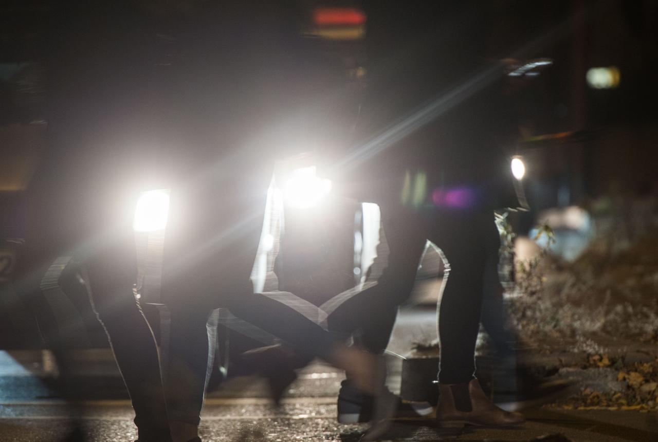 За минувшие сутки в Волгоградской области погибли два пешехода-нарушителя