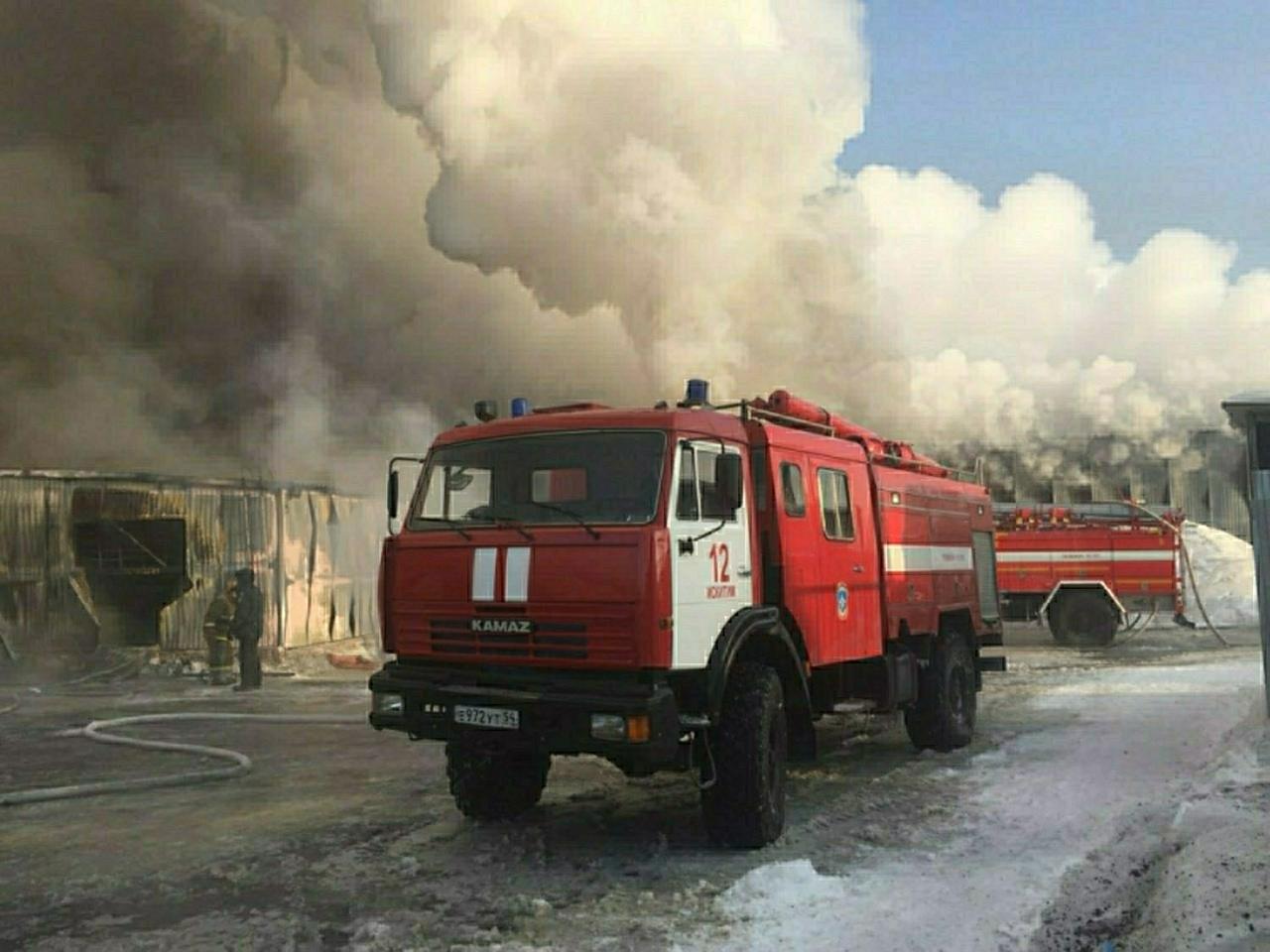 В Волгоградской области причинами пожаров стала человеческая беспечность