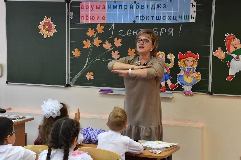 В Волгоградской области более трети педагогов получают меньше 15 тыс рублей в месяц