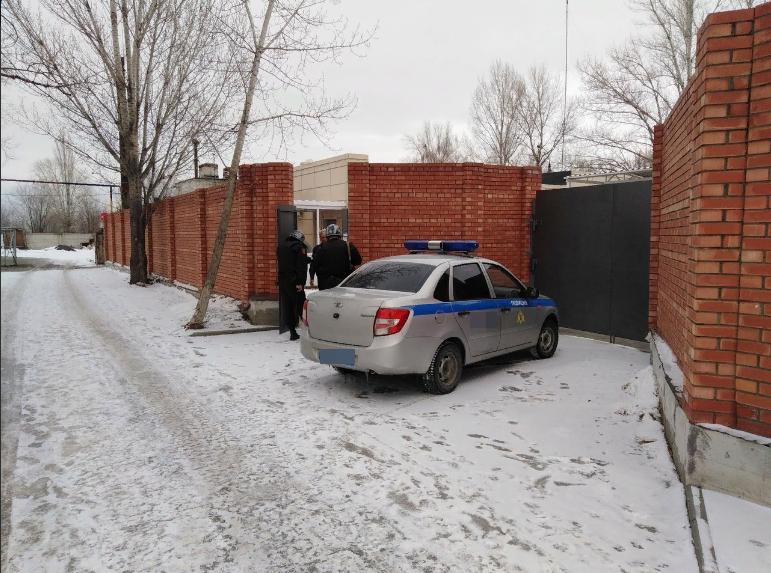 Сотрудник Росгвардии пристрелил ранившего полицейского злоумышленника