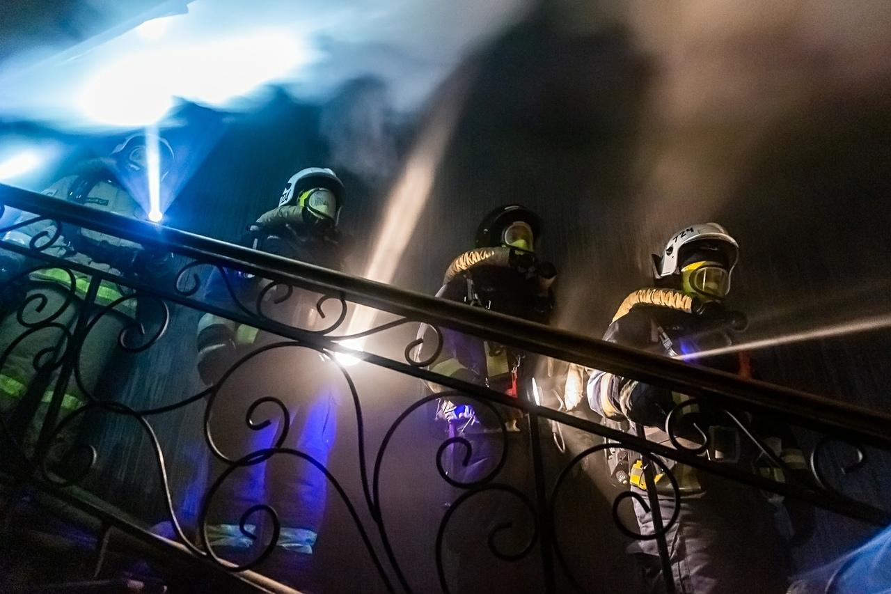 В Волгоградской области из-за неисправного дымохода погиб человек