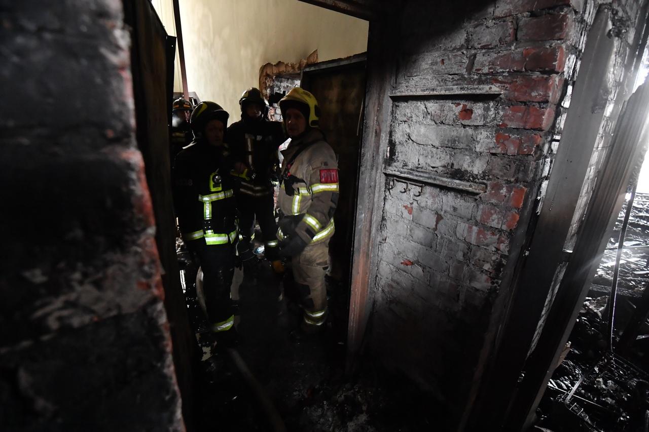 В Волгоградской области из-за нарушений правил пожарной безопасности погиб человек