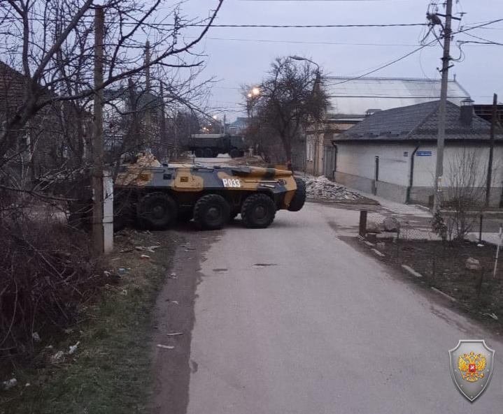 ФСБ ликвидировало в Нальчике боевиков, планировавших теракт. ФОТО