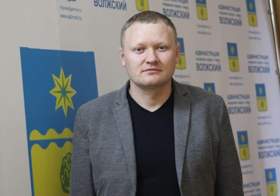 В Волжском назначили нового руководителя КДМ