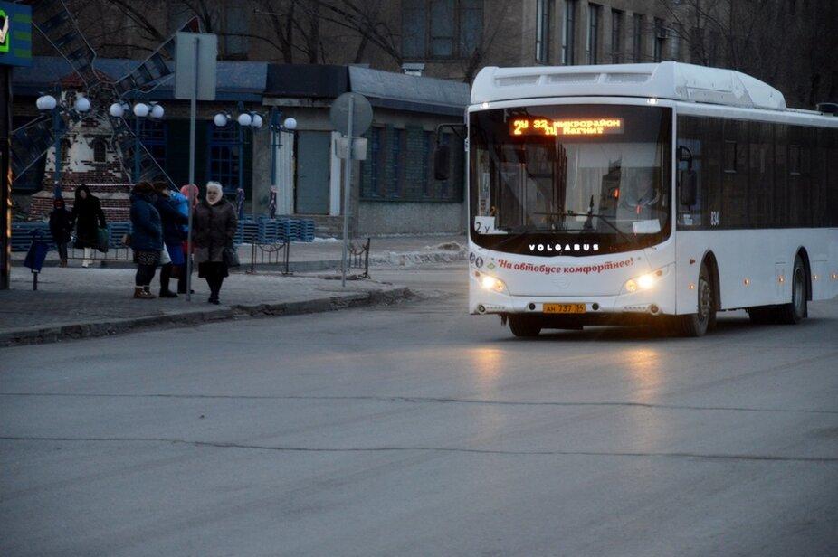 В Волгограде водитель автобуса задолжал ГИБДД РФ 10 тысяч рублей
