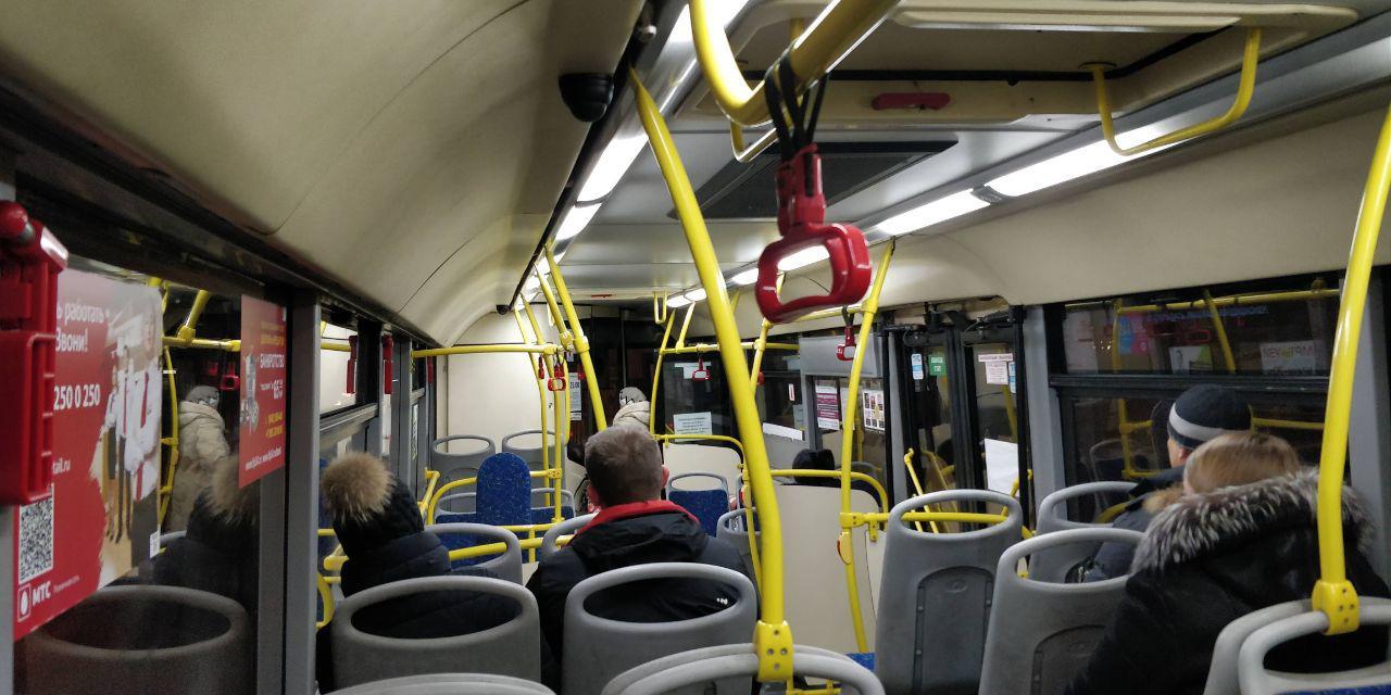 Вежливый транспорт: Как выйти на нужной остановке?