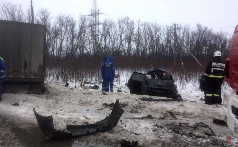 Ребенка в машине не было: стали известны подробности смертельной аварии в Михайловке