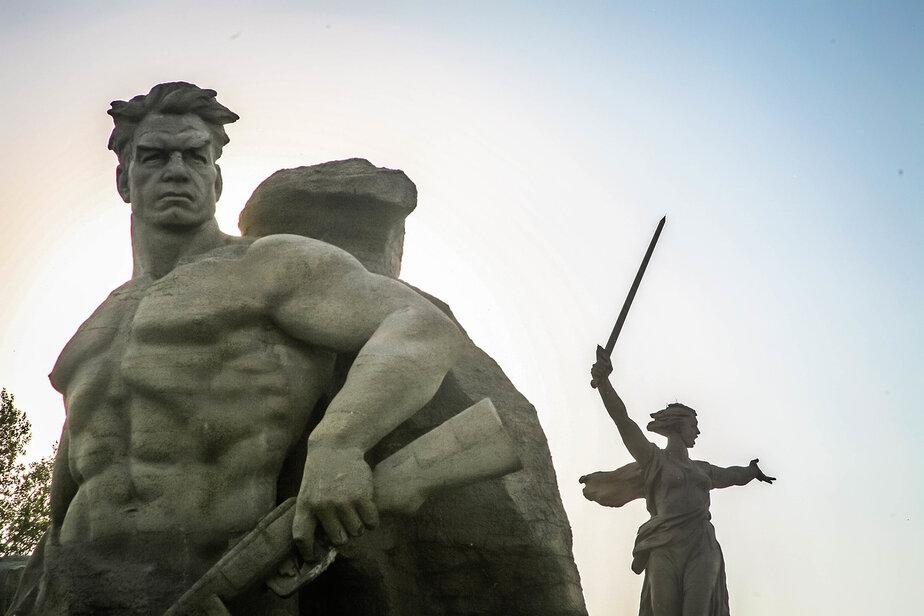 На Мамаевом кургане в Волгограде 2 февраля пройдет панихида