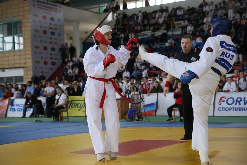 Волгоградцы стали чемпионами в первенстве России по рукопашному бою