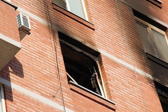 фото: интернет-газета Кривое-зеркало. Пожар