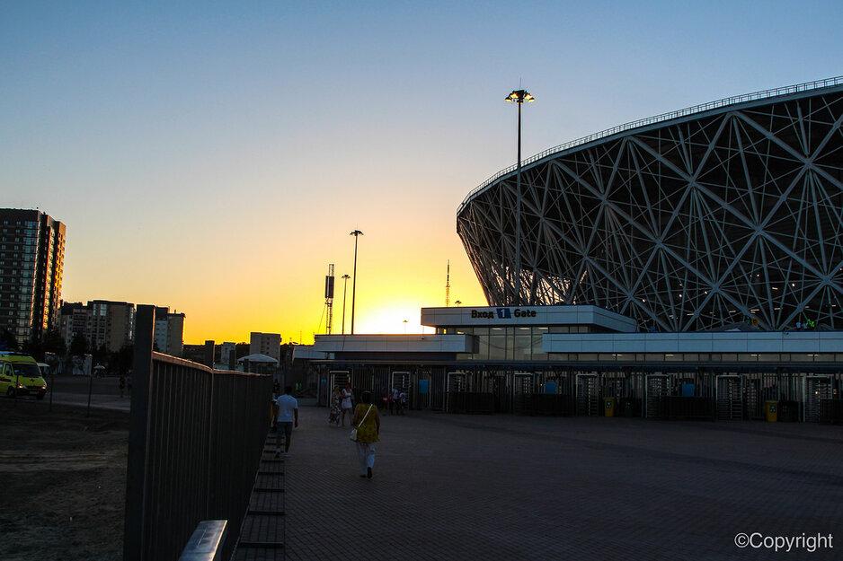 «Ротор» арендует «Волгоград-Арену» на весенние матчи за 19 миллионов рублей