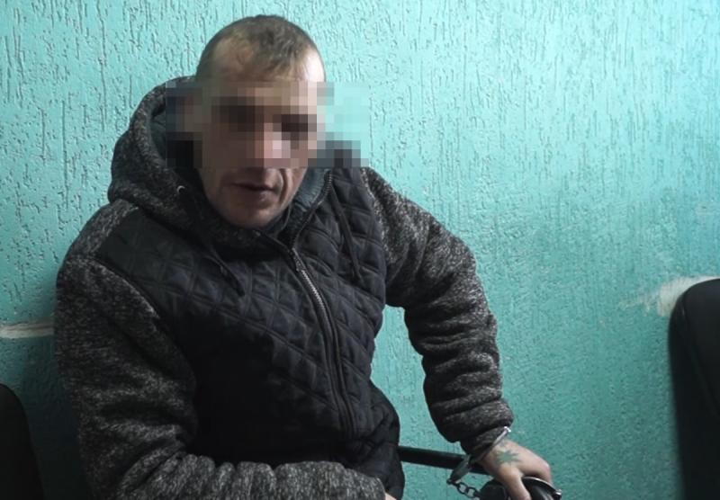 Волгоградский рецидивист ограбил продуктовый магазин