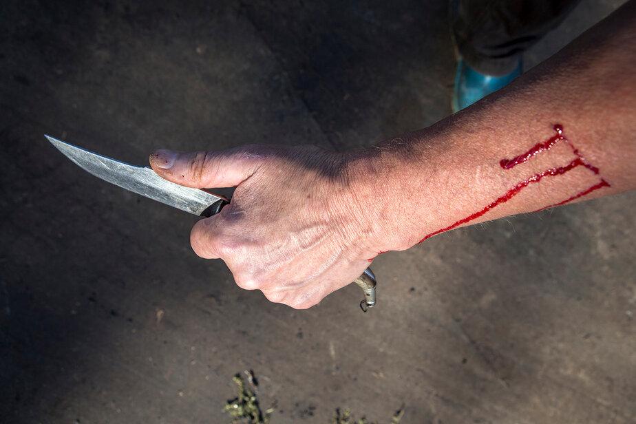 В Волгоградской области в квартире нашли тело бывшего директора школы