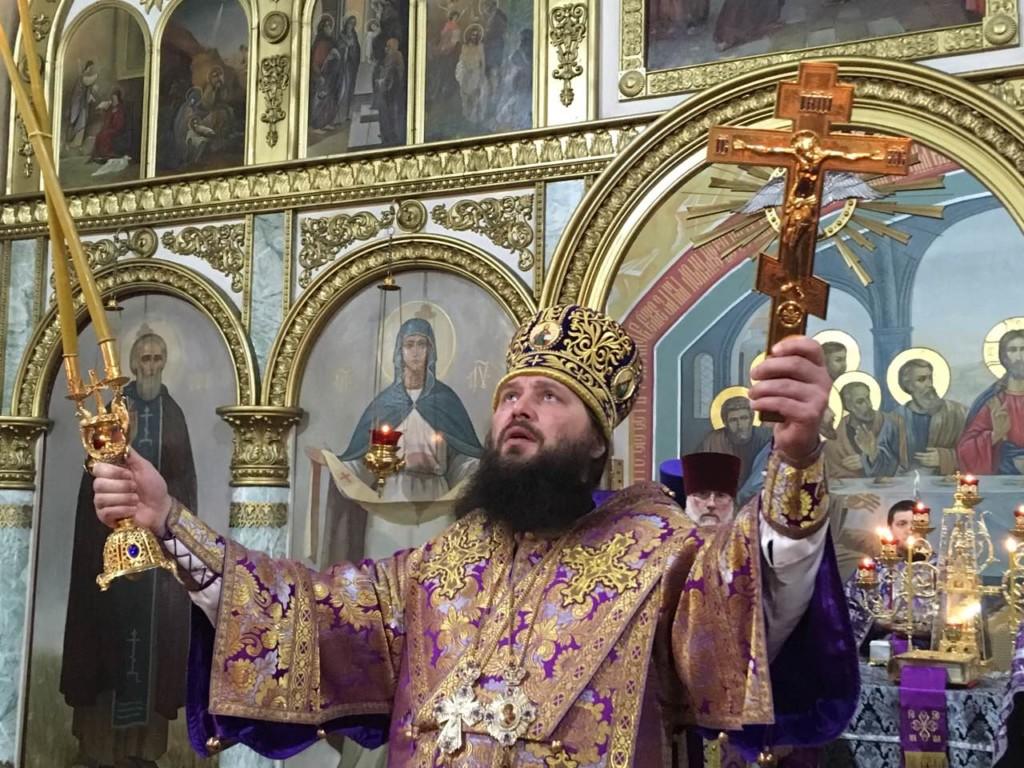 Православные волгоградцы отмечают Благовещение