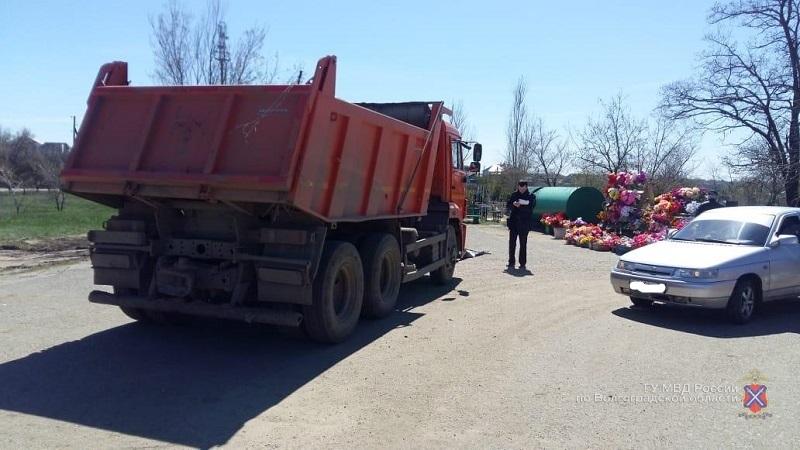 фото: ГУ МВД по Волгоградской области. ДТП